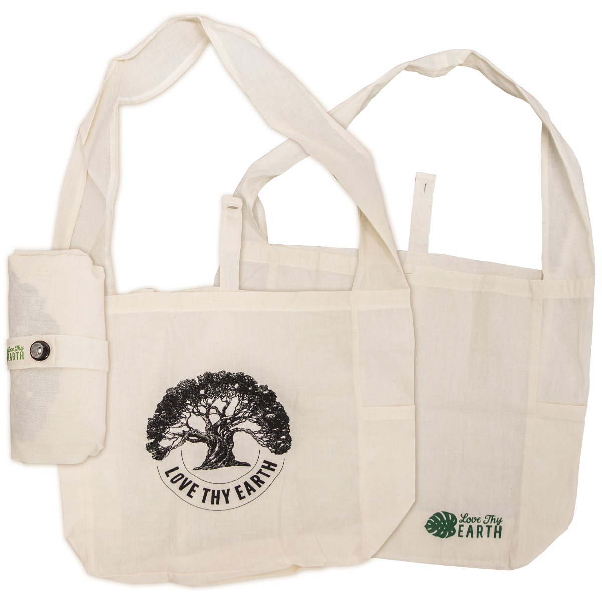"Love Thy Earth's Australian made ""Bundle Tote LS Large"""