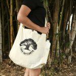 "Australian made reusable eco bag range""Bundle Tote Large"" Tree"