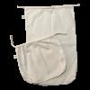 "Australian made reusable eco bag range""Perfect In Pairs"""