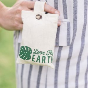 "Australian made reusable eco bag range ""Little Buddy"""