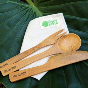 Zero Waste Cutlery Kit - Basic